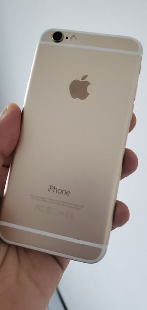 iPhone || 6 || iCloud Unlocked || Factory Unlocked || Any Company Carrier || Condition Excellent || >Like New< for Sale in Springfield, VA