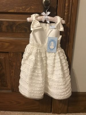 Toddler Ivory dress for Sale in Visalia, CA