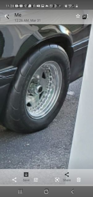 Mustang 4 lug rims,centerline for Sale in Farmingville, NY