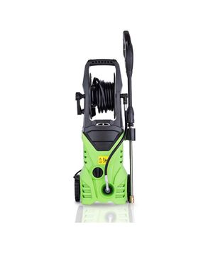 Hombox, 3000 psi professional electric pressure washer, 1.76 GPM, 1800 W rolling wheels high pressure washer cleaner machine with power hose nozzle g for Sale in San Dimas, CA
