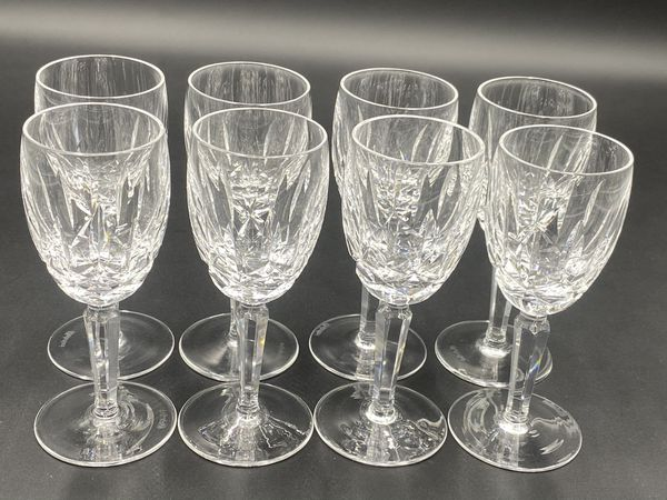 Waterford Sherry glass