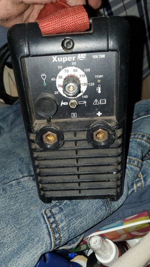 Xuper arc 115v/230 for Sale in Phoenix, AZ