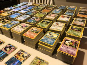 1,000 Pokémon Card Collection for Sale in Bolingbrook, IL