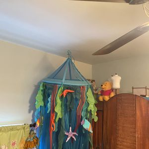 Under The Sea Canopy for Sale in Highland Park, IL
