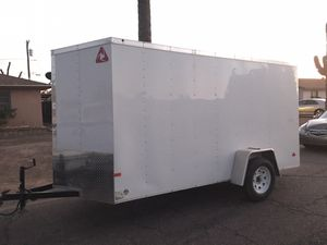 2016 enclosed trailer (6' by 12') for Sale in Phoenix, AZ