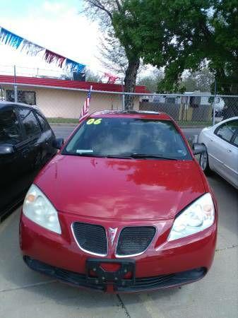07 Pontiac Gt G6