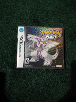 Pokemon Pearl for Nintendo DS Complete with Manuals and Box for Sale in Sunrise, FL