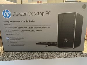 HP Pavillion Desktop Computer for Sale in Asheville, NC