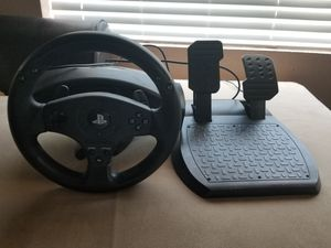 Thrustmaster T80 Racing Wheel for PS4 for Sale in Las Vegas, NV
