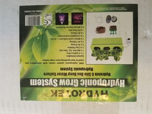 Hydroponics grow system brand new for Sale in Pasadena, CA