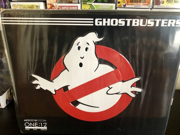 Mezco Toys GhostBusters Box Set Exclusive Rare Collectible
