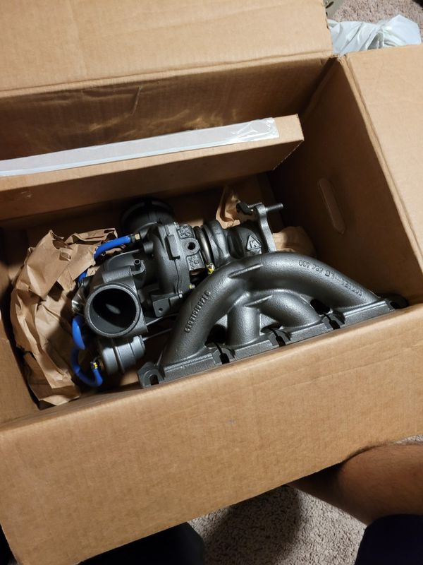 AUDI TURBO, 2005-08 A4 Pure Energy Remanufactured Turbo