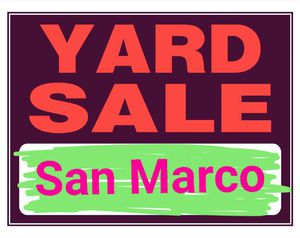 YARD SALE • 01/29 • SAN MARCO for Sale in Jacksonville, FL