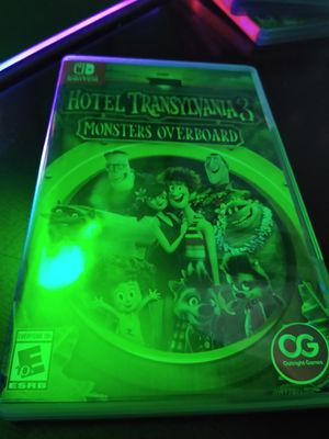 Hotel Transylvania for Nintendo Switch for Sale in St. Petersburg, FL