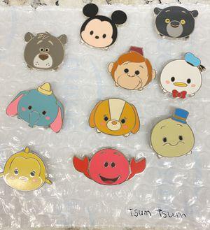 Disney Tsum Tsum Pins priced per each for Sale in Corona, CA