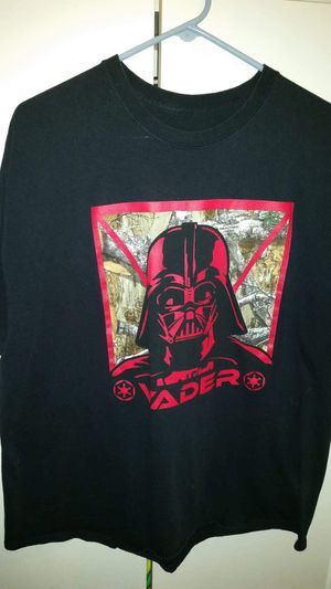 Star Wars Darth Vader shirt size 2XL for Sale in Clearwater, FL