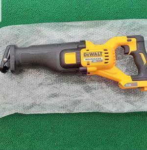 DeWalt 60 volt sawzall tool only for Sale in El Monte, CA