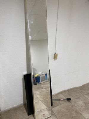 2 Mirror Closet doors 36 x 80 One 24 x 3 mirror closet doors for Sale in Sterling Heights, MI