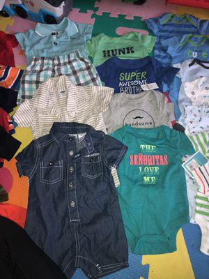 Boys variety size 0-3 months for Sale in Fairfax, VA