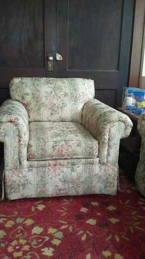 Chair and sofa for Sale in Marion, IN