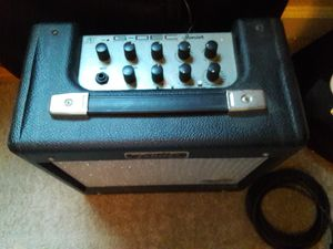 Fender Guitar with Amp and more for Sale in Chesapeake, VA