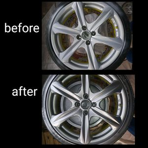 Refinish old rims back to new for Sale in Cleveland, OH