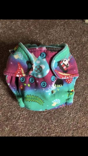 Fairies newborn fitted cloth diaper for Sale in Virginia Beach, VA