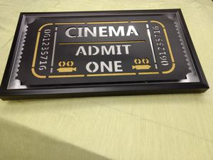 Lighted Home Theater Sign for Sale in East Wenatchee, WA