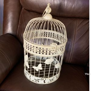 Homegoods Vintage Bird Cage Decor for Sale in Los Angeles, CA