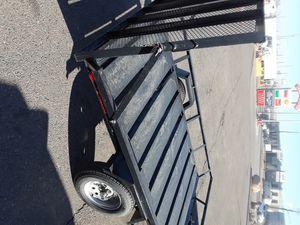 5x9 single axle trailer for Sale in Wheat Ridge, CO