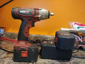 Matco tools 14.4 v impact wrench for Sale in Detroit, MI