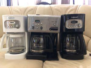 Cuisinart coffee maker for Sale in Winter Haven, FL