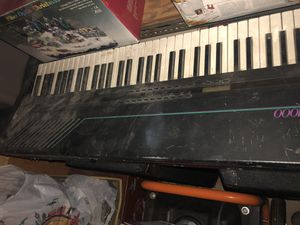 Keyboard works great for Sale in Desert Hot Springs, CA