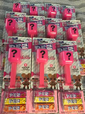 Pez LOL Surprise Dolls Collection for Sale in Anderson, IN