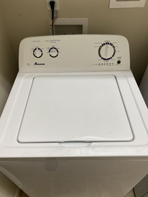 Amana Washer & Dryer set for Sale in Poquoson, VA