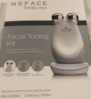 The Nuface Trinity Pro for Sale in Mill Creek, WA