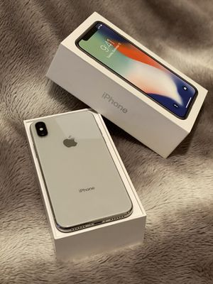 iPhone X 256GB Factory Unlocked •Like New• for Sale in Fort Lauderdale, FL
