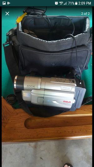 RCA mini-camcorder for Sale in Charlotte, NC