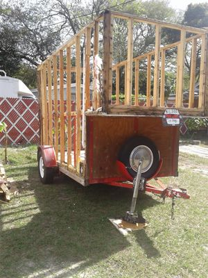 Utility Trailer for Sale in Tampa, FL