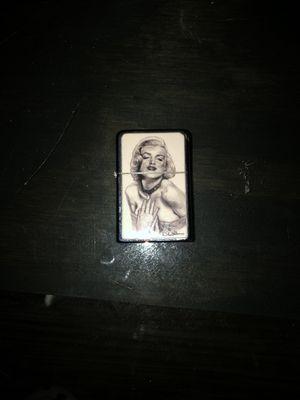 Marilyn Monroe Zippo Lighter for Sale in Phoenix, AZ