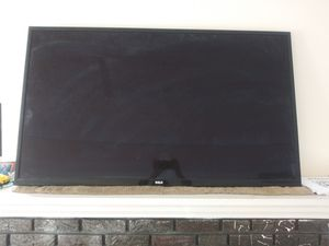 RCA 55 INCH TV for Sale in Detroit, MI