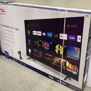 65 Inch 4K Smart TV TCL for Sale in San Diego, CA