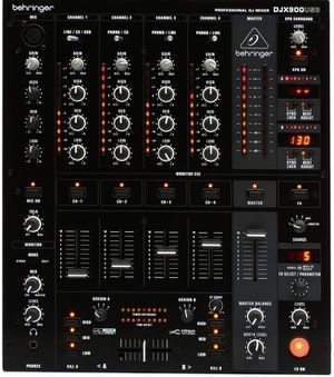 Behringer Pro Mixer DJ 900 USB for Sale in North Bay Village, FL