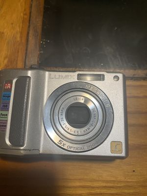 Panasonic digital camera for Sale in San Antonio, TX