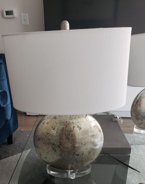 32 sanyo TV and modern lamps. for Sale in Washington, DC