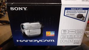 Sony handycam DCR-DVD650 for Sale in Milwaukie, OR
