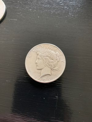1927-S Peace Silver Dollar for Sale in St. Louis, MO