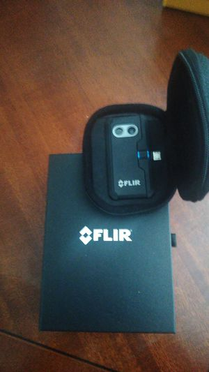 Flir thermal imaging camera adapter for mobile phone brand new never used for Sale in Saint Paul, MN