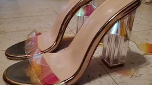 Clear heels for Sale in Bakersfield, CA