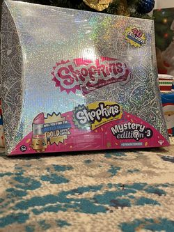 SHOPKINS MYSTERY EDITION 3 for Sale in Waterford,  CT
